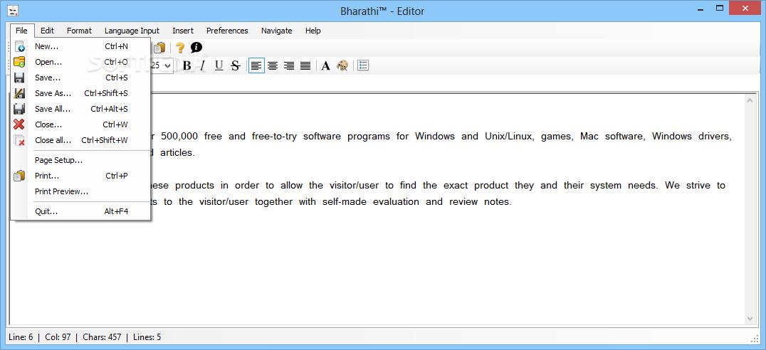 Download Bharathi 1 1