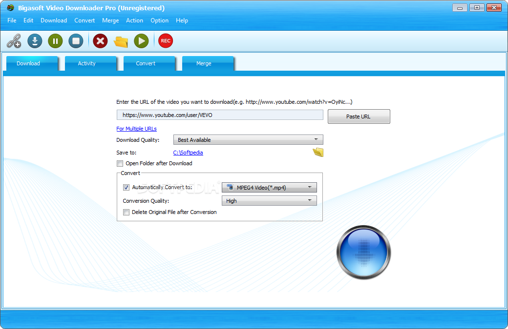 Download Bigasoft Video Downloader Pro 3 17 8 7183