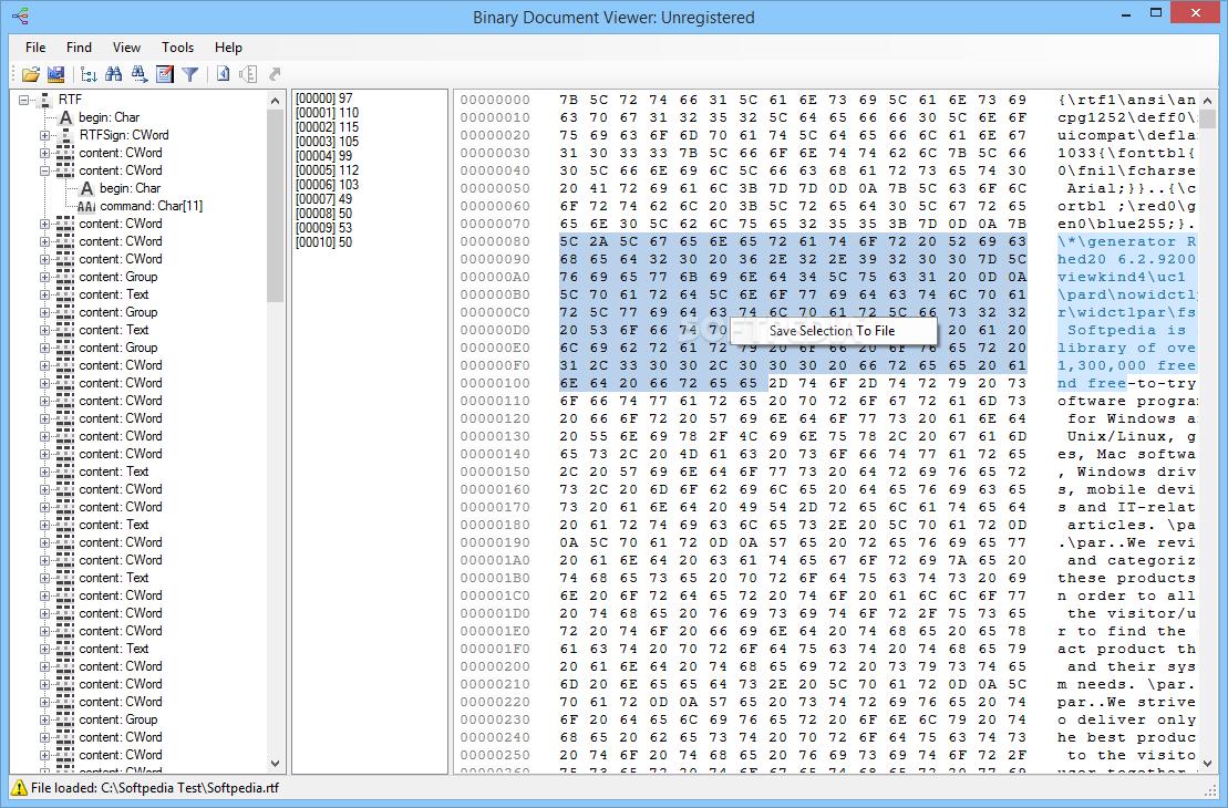 Download Miraplacid Binary DOM Viewer 3 0 0 0
