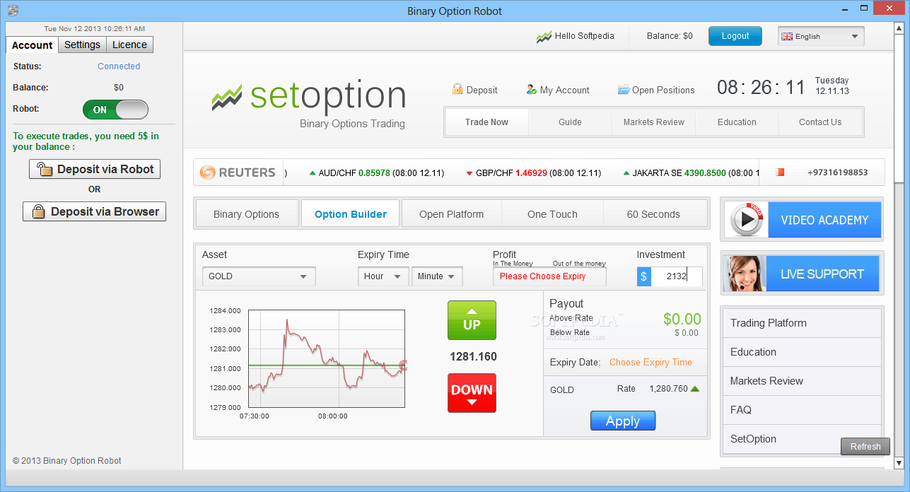 30 ada binary options demo accounting