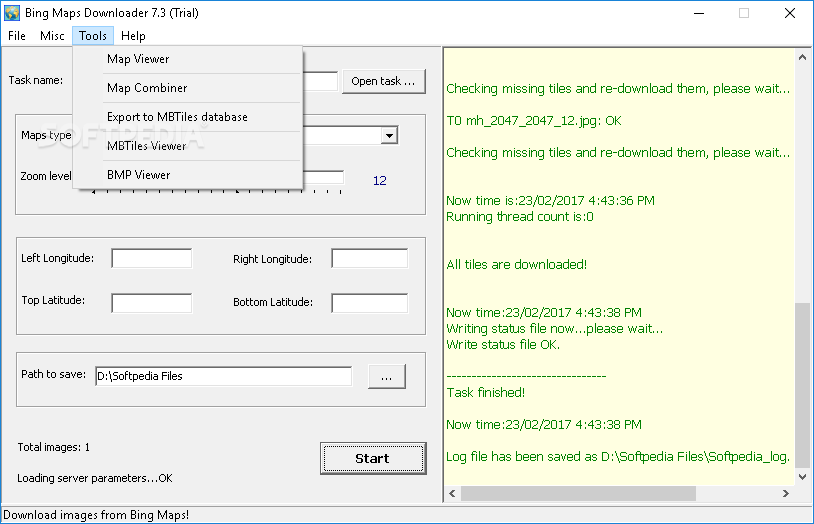 Download Bing Maps Downloader 7 301