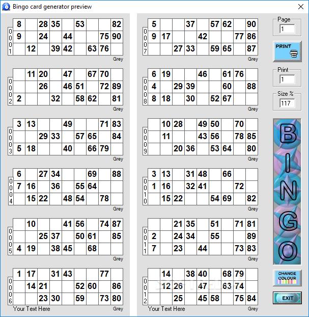download bingo caller pro 1 44 5