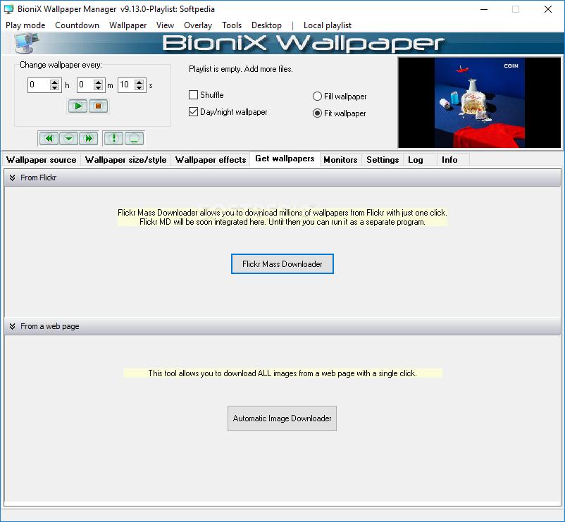 Peachy Download Bionix Wallpaper Changer Lite 10 93 0 Download Free Architecture Designs Griteanizatbritishbridgeorg