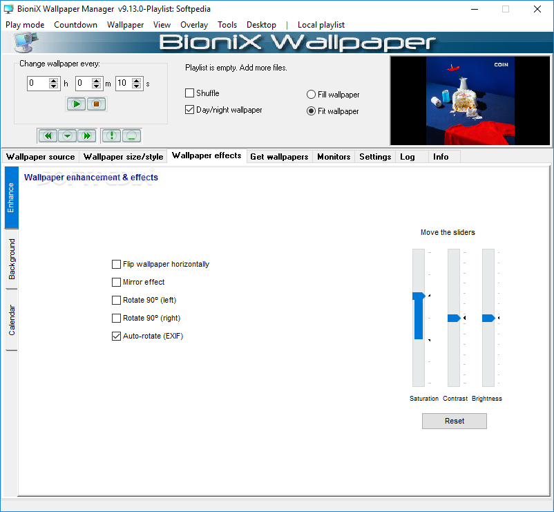 Bionix Desktop Wallpaper Changer: Download BioniX Wallpaper Changer Lite 10.93.0