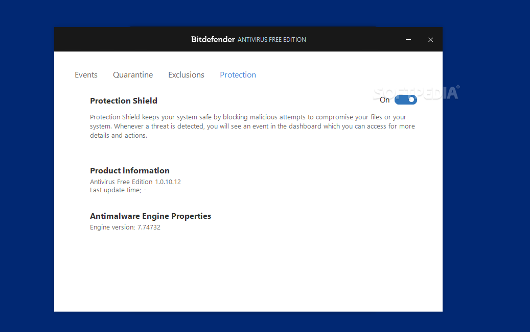 bitdefender free edition v10 key
