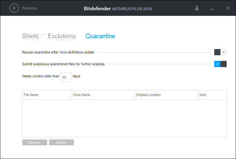 Bitdefender Antivirus Plus [DISCOUNT: 50% OFF!] screenshot 5