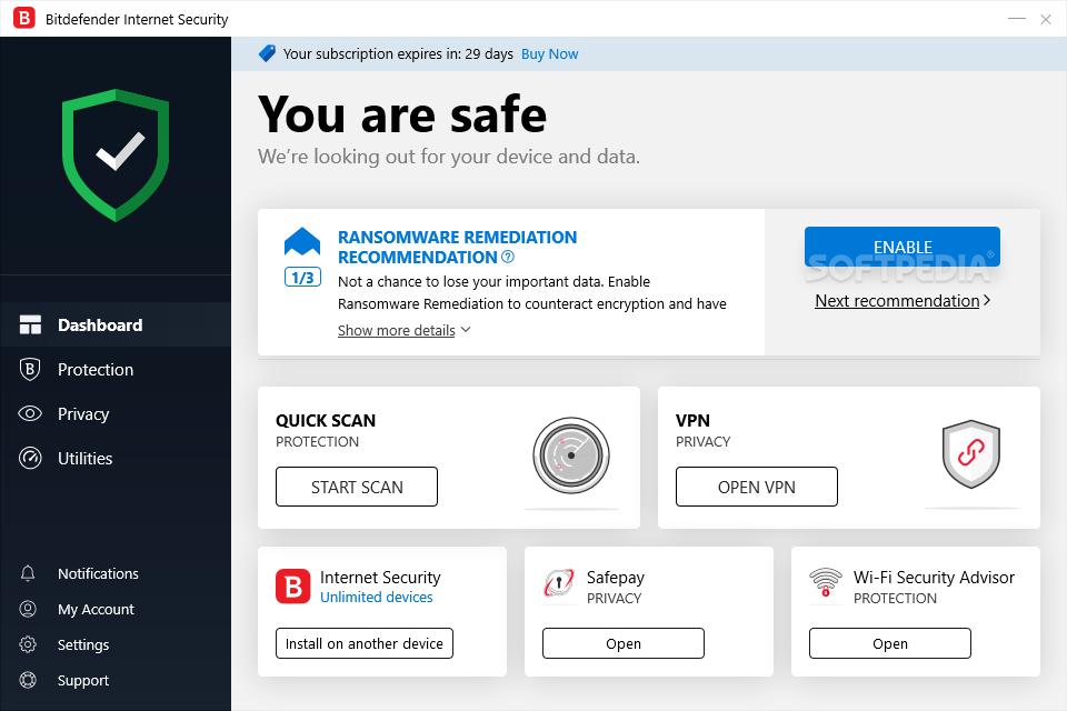 Download Bitdefender Total Security 25.0.19.75