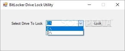 Download BitLocker Drive Lock Utility 1 0
