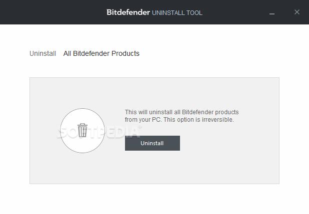 Download Bitdefender Uninstall Tool 2020