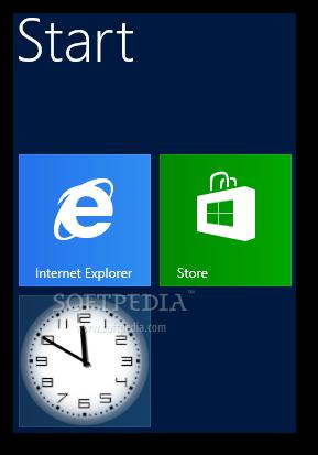 Download Bitmap Live Tile Clock for Windows 10/8 1 1 0 0 5