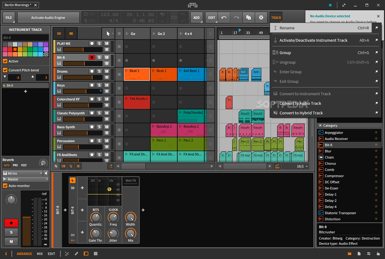 bitwig studio 2.3.2 crack