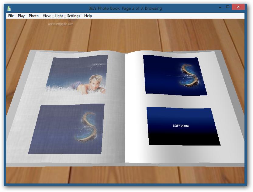 bix photo book