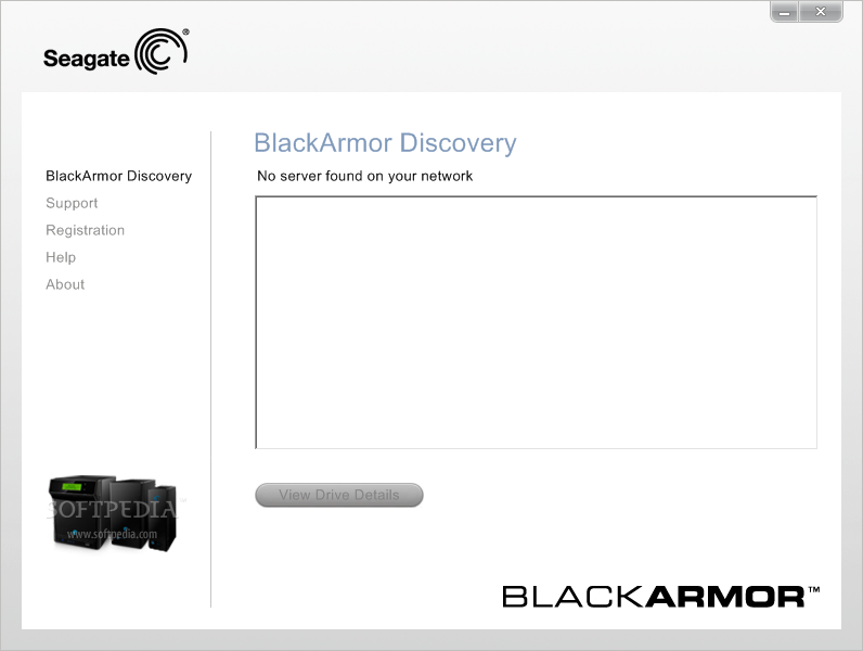 Download BlackArmor Discovery Software 1 2