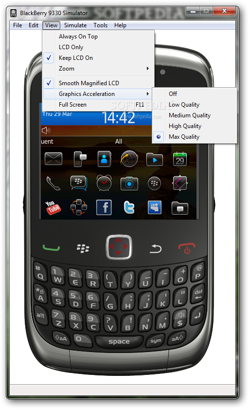 Blackberry supported mobile porn