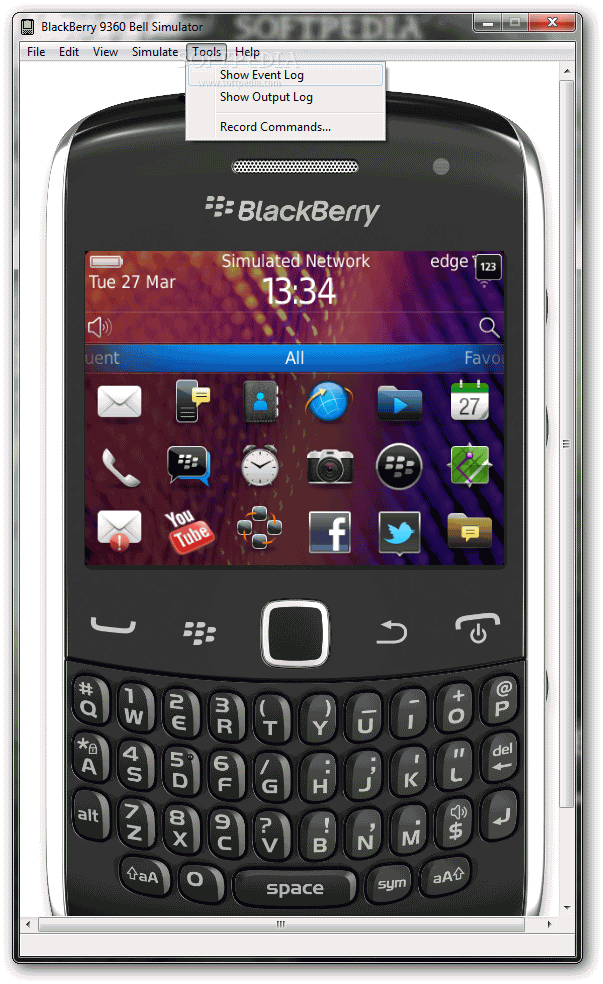 Blackberry curve downloads games