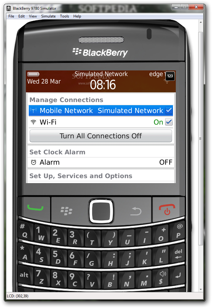 blackberry 9780 simulator download. Black Bedroom Furniture Sets. Home Design Ideas