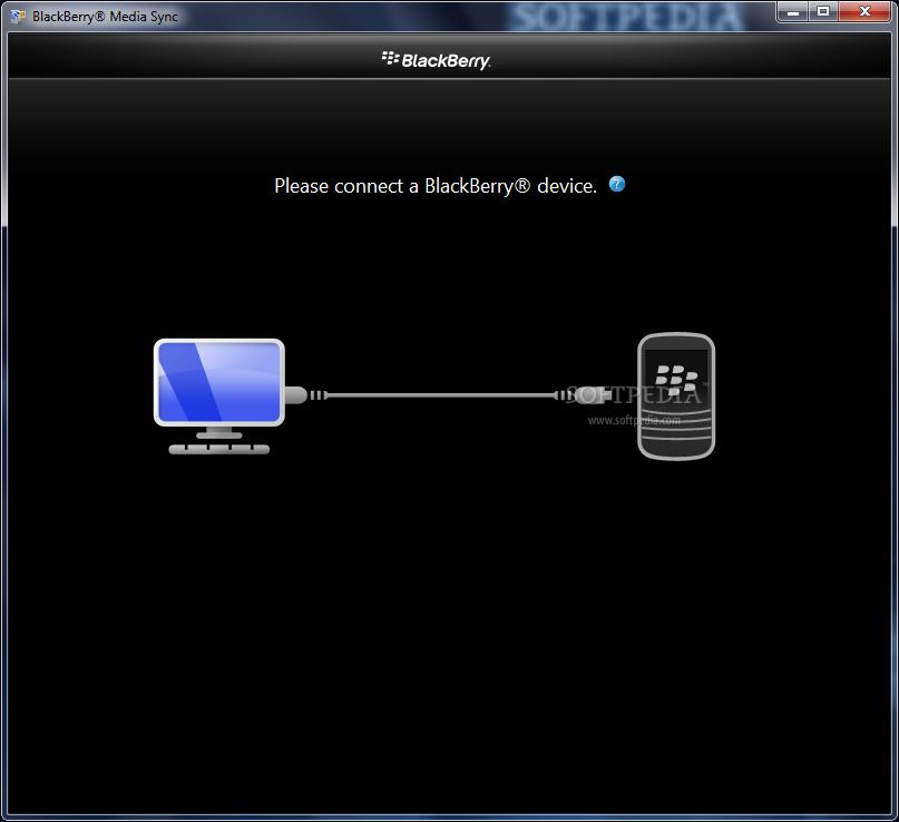 Download BlackBerry Media Sync 3 0 0 35
