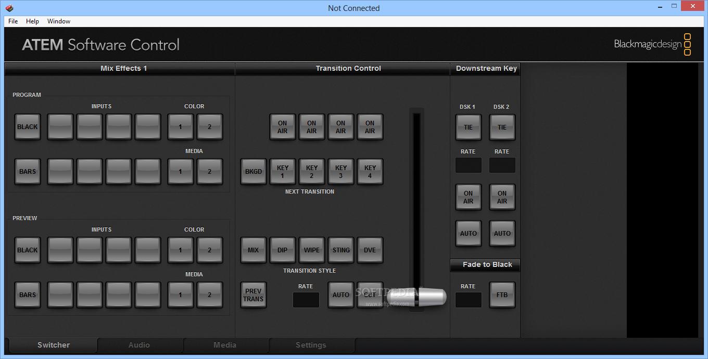 Download Blackmagic Atem Switchers 8 5 3