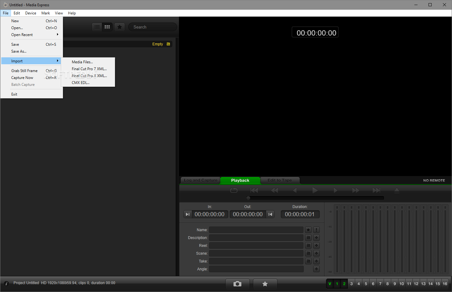 Download Blackmagic Desktop Video 11 6
