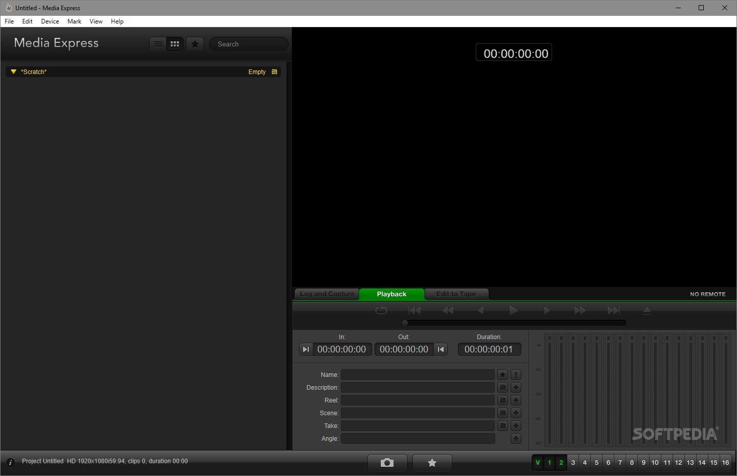 Download Blackmagic Desktop Video 11 2