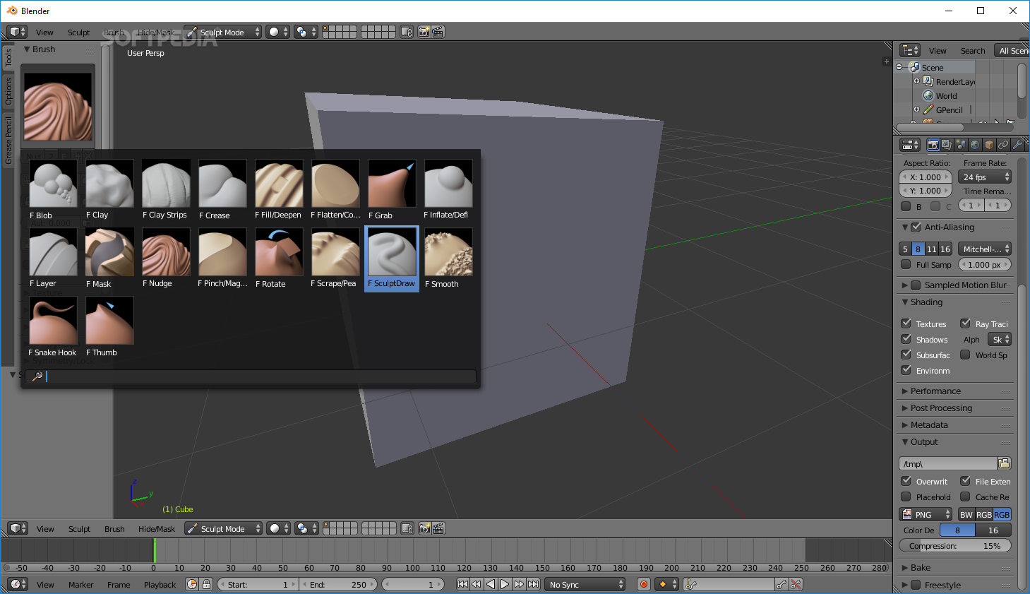 Download Blender 2 80