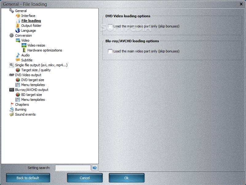Download Blu-ray Converter Ultimate 4 0 0 92 / 4 0 0 96 Beta
