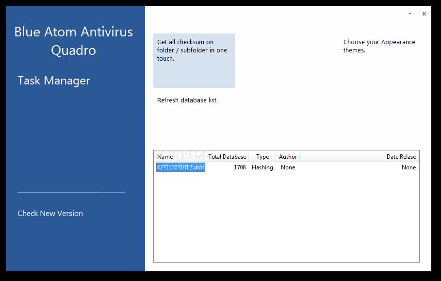download blue atom antivirus 4 1 build 278 beta 2
