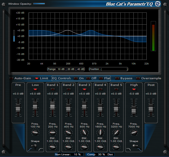 Blue Cat's Parametr'EQ Download
