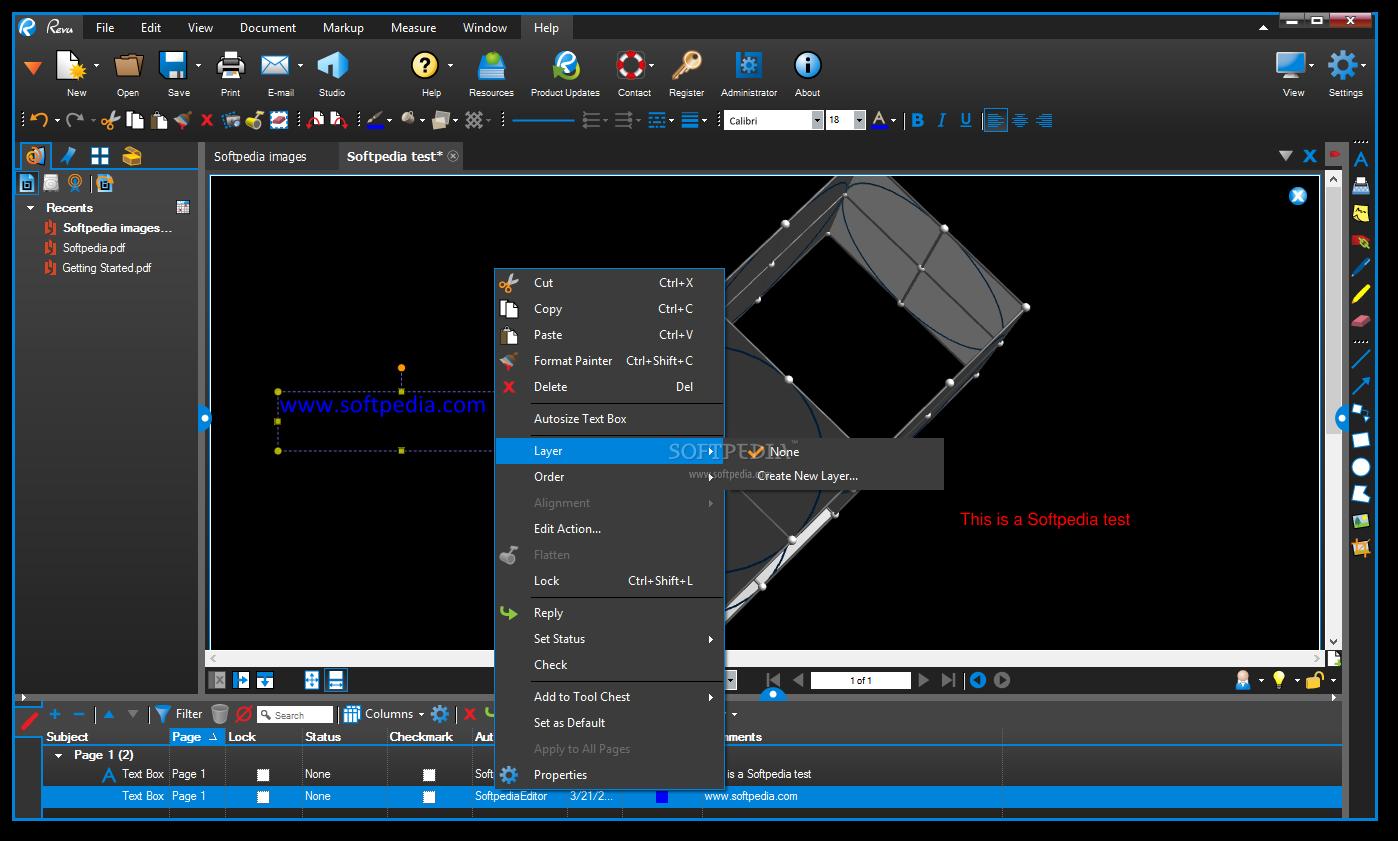 Download Bluebeam Revu CAD 2018 6