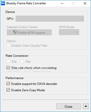 Download Bluesky Frame Rate Converter 2 15 3