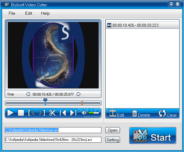 Boilsoft Video Splitter Free Download for Windows 10 7 8/ (64 bit/32 bit)