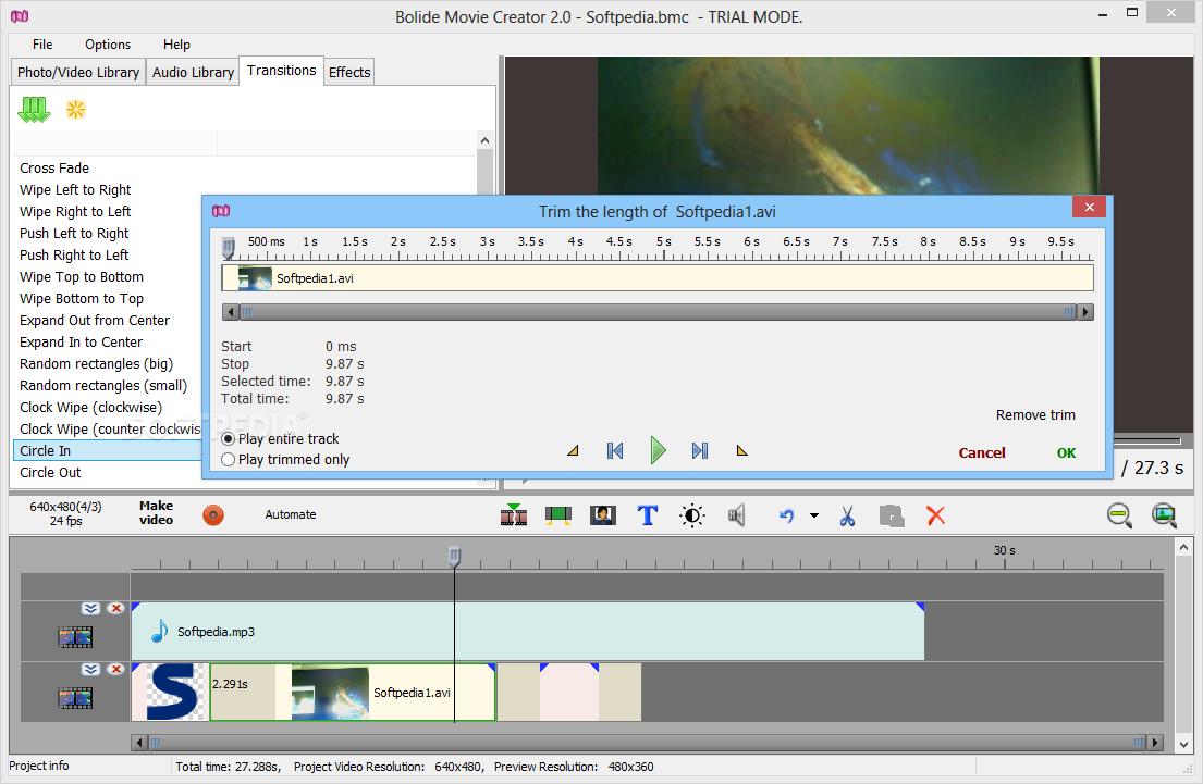 Download Bolide Movie Creator 4 1 Build 1143