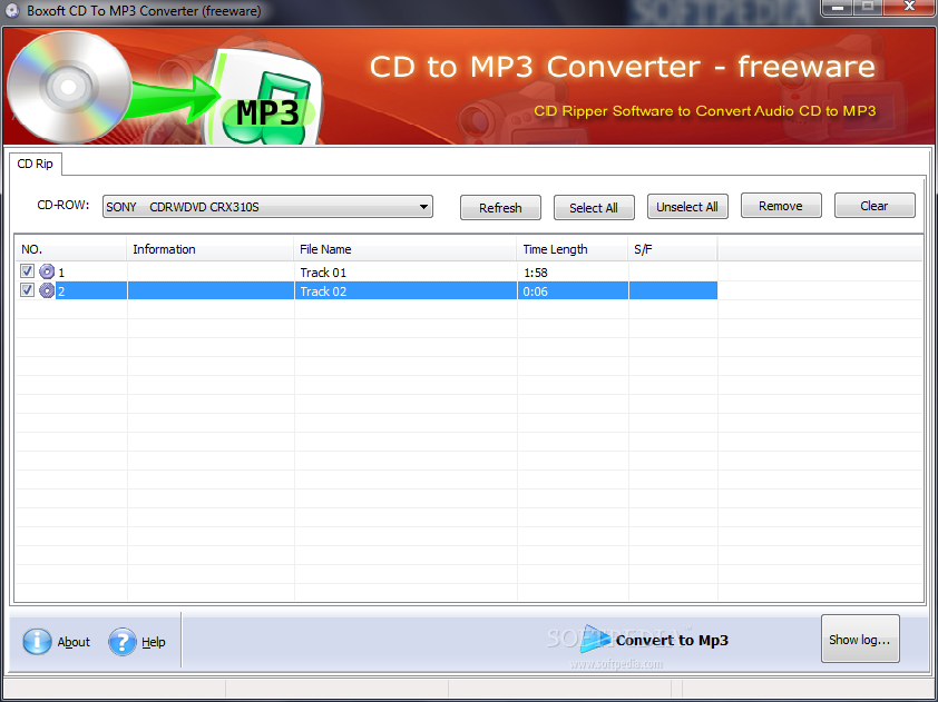 free cd to mp3 converter 4.2 serial