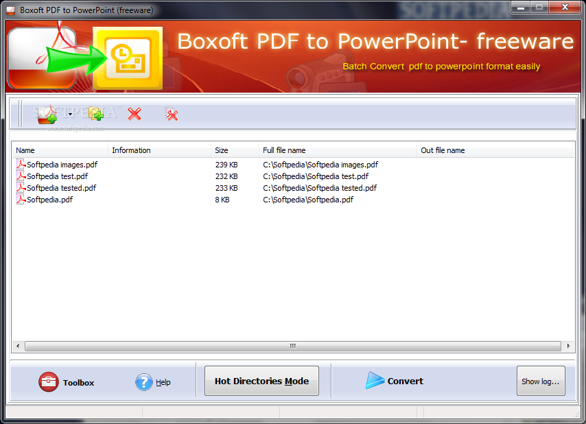 Boxoft Pdf To Powerpoint