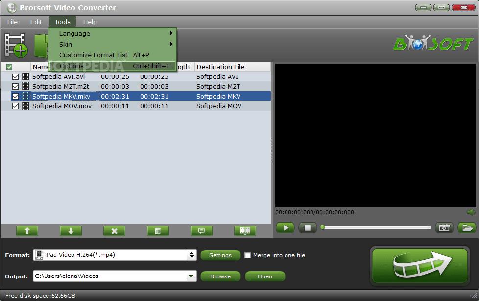 Download Brorsoft Mkv Converter For Mac