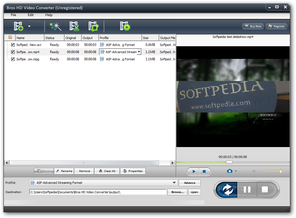Free HD Converter - Download
