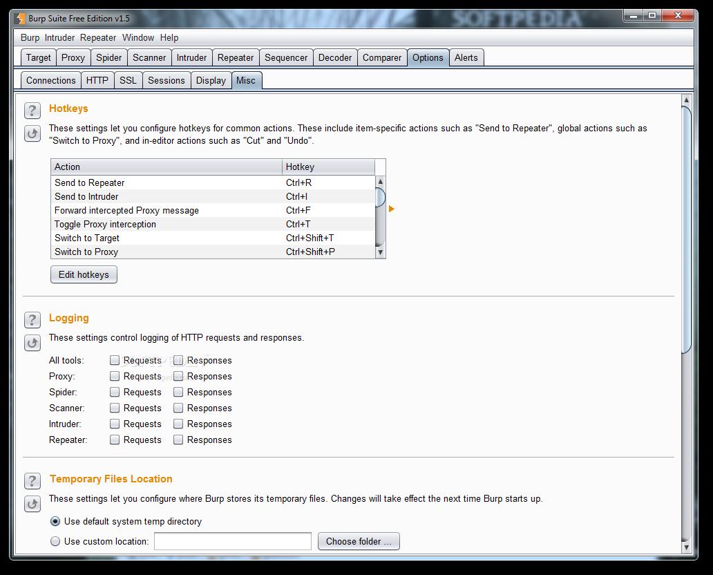 Download Burp Suite 2 1 02