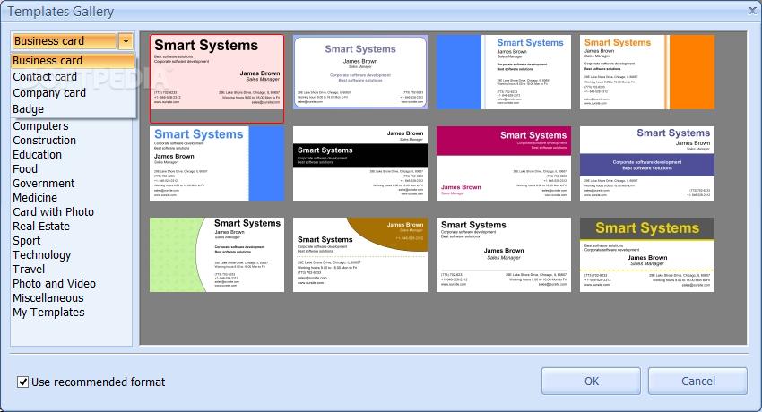 download business card maker 915