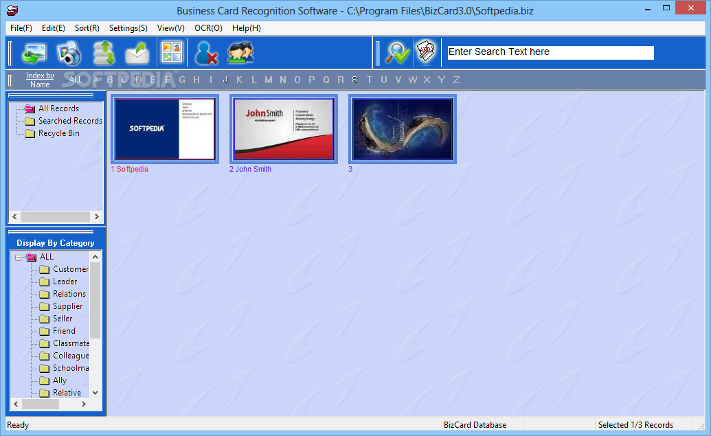 Download business card recognition software 30 build 9284 reheart Images