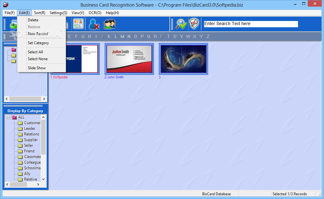 Download business card recognition software 30 build 9284 colourmoves