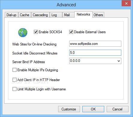 Download CCProxy 8 0 Build 20180914
