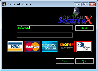 Credit card checker tool free download