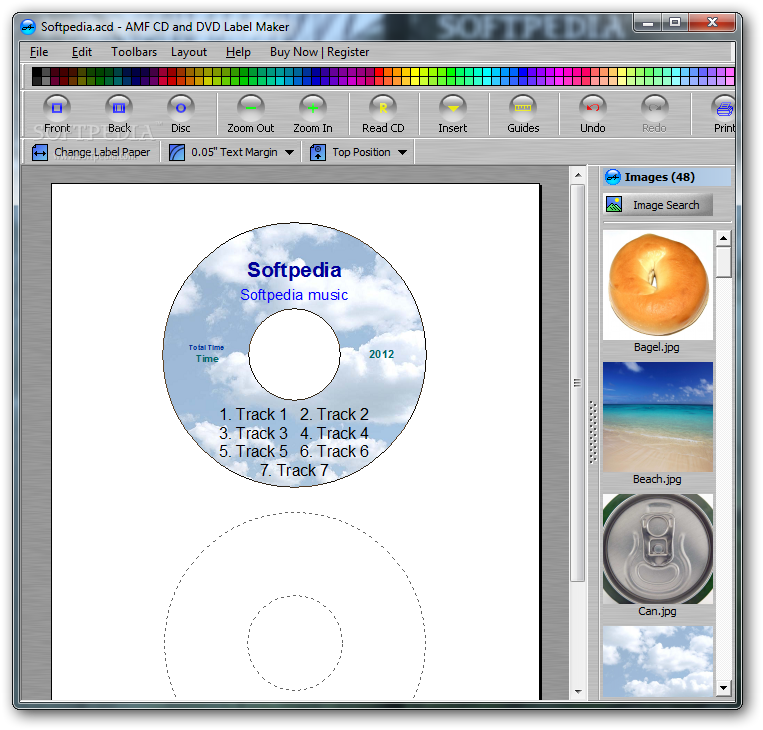 download amf cd and dvd jewel case and label maker 4 00