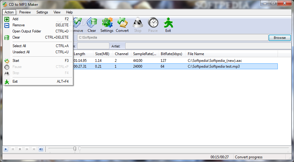 Download CD to MP3 Maker 3 40