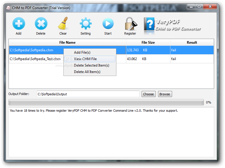 Here are the Best Free CHM to PDF Converter