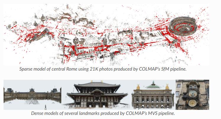 Download COLMAP 3 5 / 3 6 Dev 2