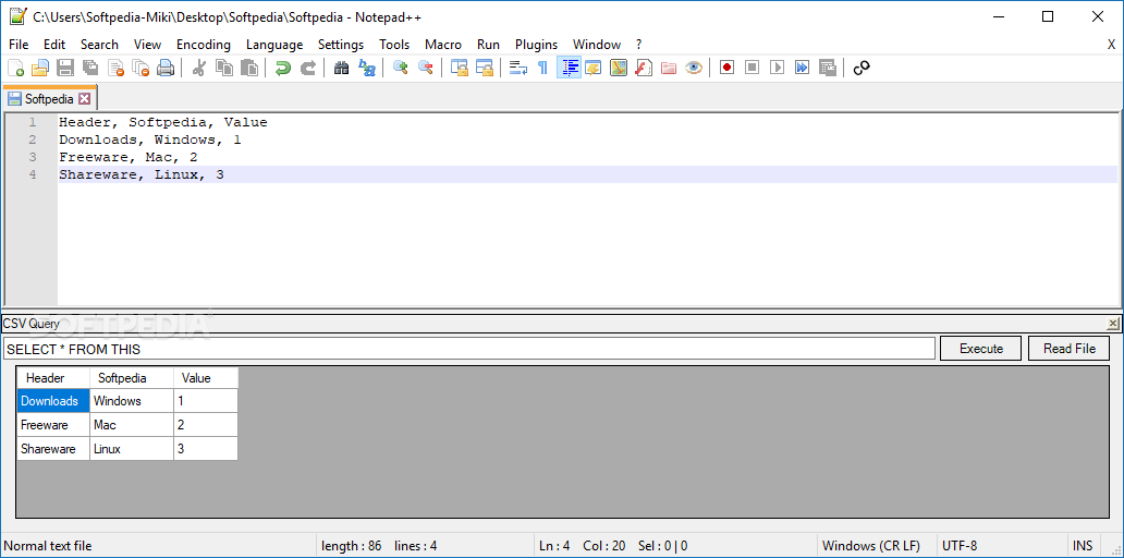 Download CSV Query 1.2.7