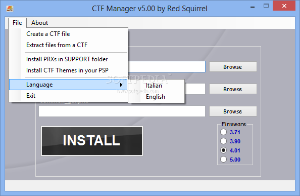 Download CTF Manager 5 00