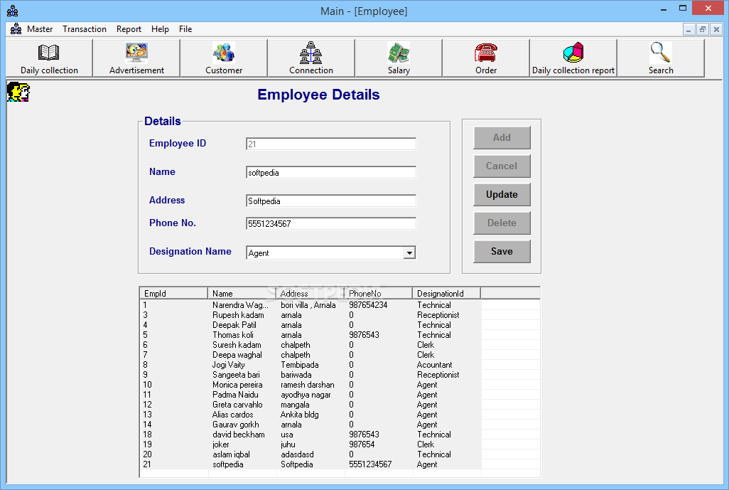 Download Cable Operators Accounting Pro 1 0