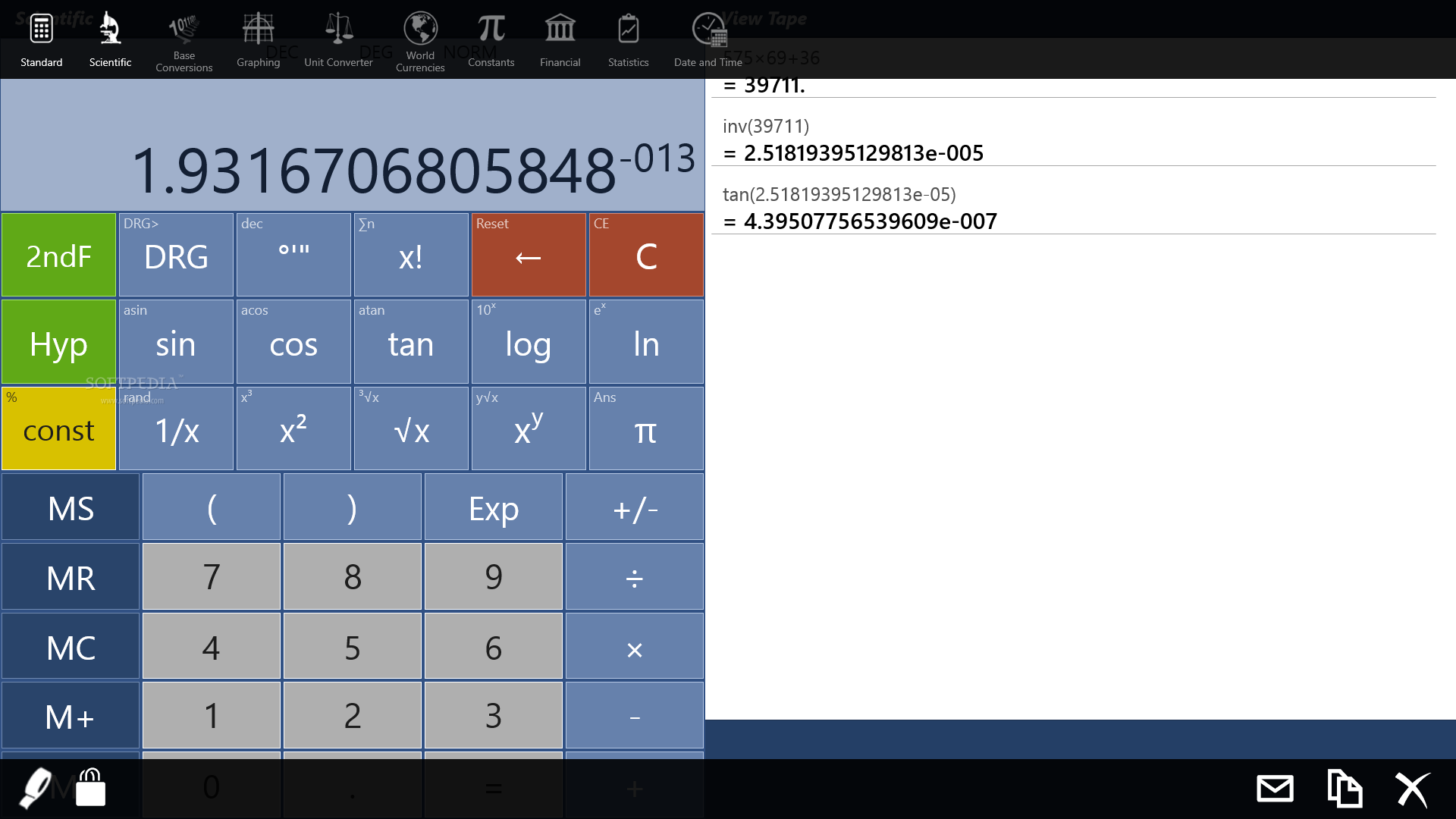 Download Calculator - Calc Pro HD Free for Windows 10/8 1 6 6 30 0